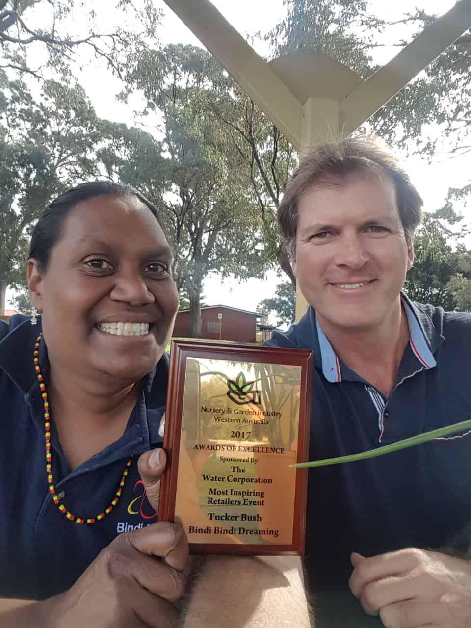Marissa and Mark NGIWA Award